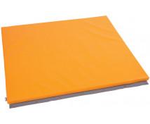 [Ochranný matrac na stenu - oranžový]
