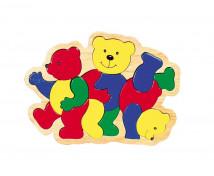 [3 medvedíky]