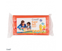[Creall - ultra jemná modelovací hmota - oranžová]