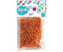 [Aqua korálky - oranžové]