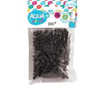 [Aqua Korálky - 300 ks - černé]