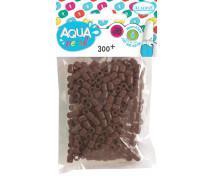 [Aqua Korálky - 300 ks - hnědé]