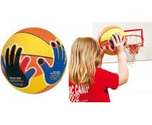 [Basketbalová lopta - Správny úchop]