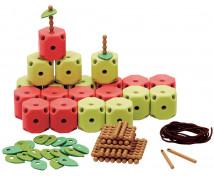 [Zábava s jablíčky]