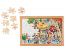 [Matematické puzzle - Sčítanie a odčítanie do 20, 1. časť (35 dielikov)]