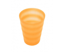 [Plastový pohárik - oranžový]