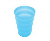 [Plastový pohárik - svetlomodrý]