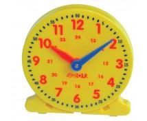[Školní hodiny - žluté - Ø 14 cm]