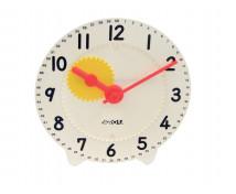 [Školské hodiny - biele - Ø 28 cm]