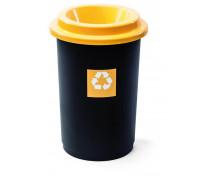 [Koše na třídění odpadu - Plasty (oranžový)]