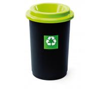 [Koše na třídění odpadu - Sklo (zelený)]