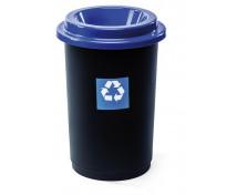 [Kôš na triedenie odpadu - papier (modrý)]