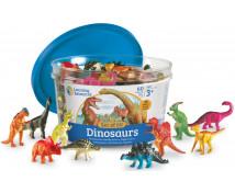[Počítanie so zvieratkami - Dinosaury]