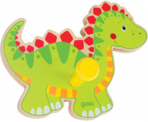 [Veselé vešiaky - Dino (10,4 x 12,8 x 5 cm)]