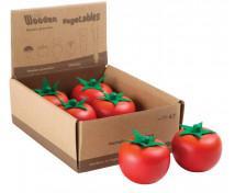 [Dřevěná rajčata]