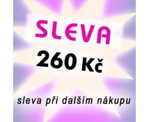 [Sleva 260 Kč]