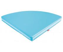 [Farebné rohové matrace - modrý]