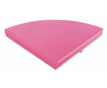 [Farebné rohové matrace - ružový]