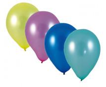 [Balóny 10ks - metalíza]