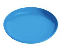[Plytký talíř - modrý]