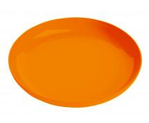 [Plytký talíř - oranžový]
