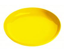[Plytký talíř - žlutý]