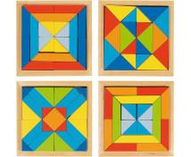 [Mozaika svět tvarů - sada 4 ks]