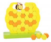 [Včelí úľ - balančná hra]