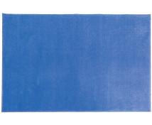 [Jednokolorowy dywan 2 x 2 m - niebieski]