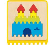 [Hmatové puzzle - Barvy a tvary]