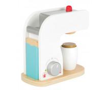 [Dřevěný kávovar]