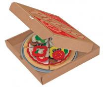 [Pizza z filcu]