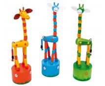 [Veselé žirafy]