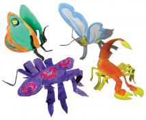 [Papírové sochy - Hmyz (24 x 14 cm)]
