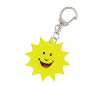 [Reflexní přívěsek - Slunce (5 x 5 cm)]