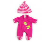 [Oblečenie pre bábiky - 21 cm - Pyžamo pre dievča 1]