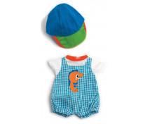 [Ubranka dla lalek - 32 cm z czapeczką dla chłopca]