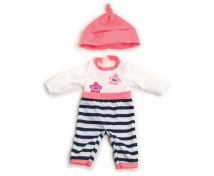 [Oblečenie pre bábiky - 32 cm - Pyžamo pre dievča 1]