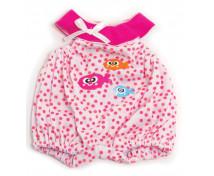 [Ubranka dla lalek - 32 cm Piżamka dla dziewczynki]