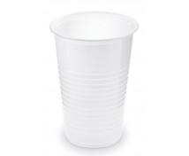 [Plastový pohár bílý 100 ks - 0,3 l]