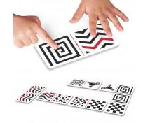 [Hmatové domino - Různé tvary]