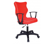 [Správná židle - Visto - červená]