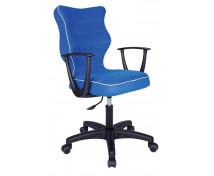 [Správná židle - Visto - modrá]