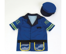 [Kostým - Policista s čepicí]