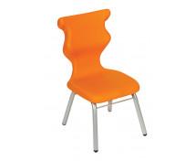 [Dobrá stolička - Classic - výška sedu 35 cm - oranžová]
