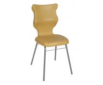 [Dobrá stolička - Classic - výška sedu 46 cm - hnedá]