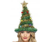 [Klobúk - Vianočný stromček]