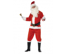 [Kostým pro dospělé - Santa Claus - velikost L]