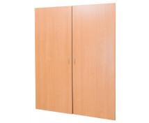 [Dveře na Skříň - drevotříska - Buk]