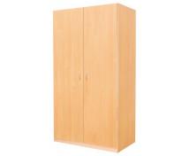 [Dveře 8 - dřevotříska - odstín Buk]
